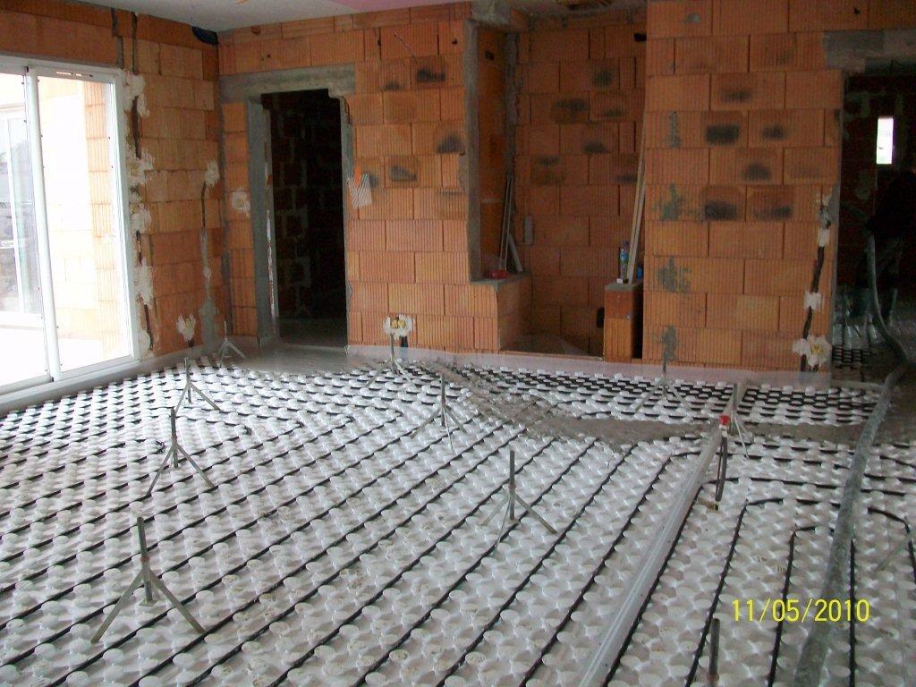 Construction r novation maison sens 89 chape liquide for Construction maison 89