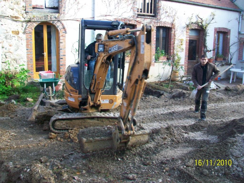 Construction r novation maison sens 89 assainissement for Construction maison 89