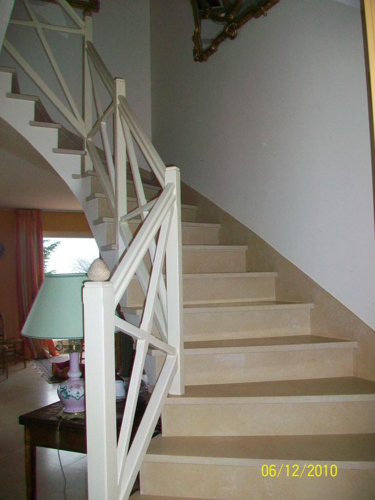 Construction r novation maison sens 89 escalier int rieur for Construction maison 89