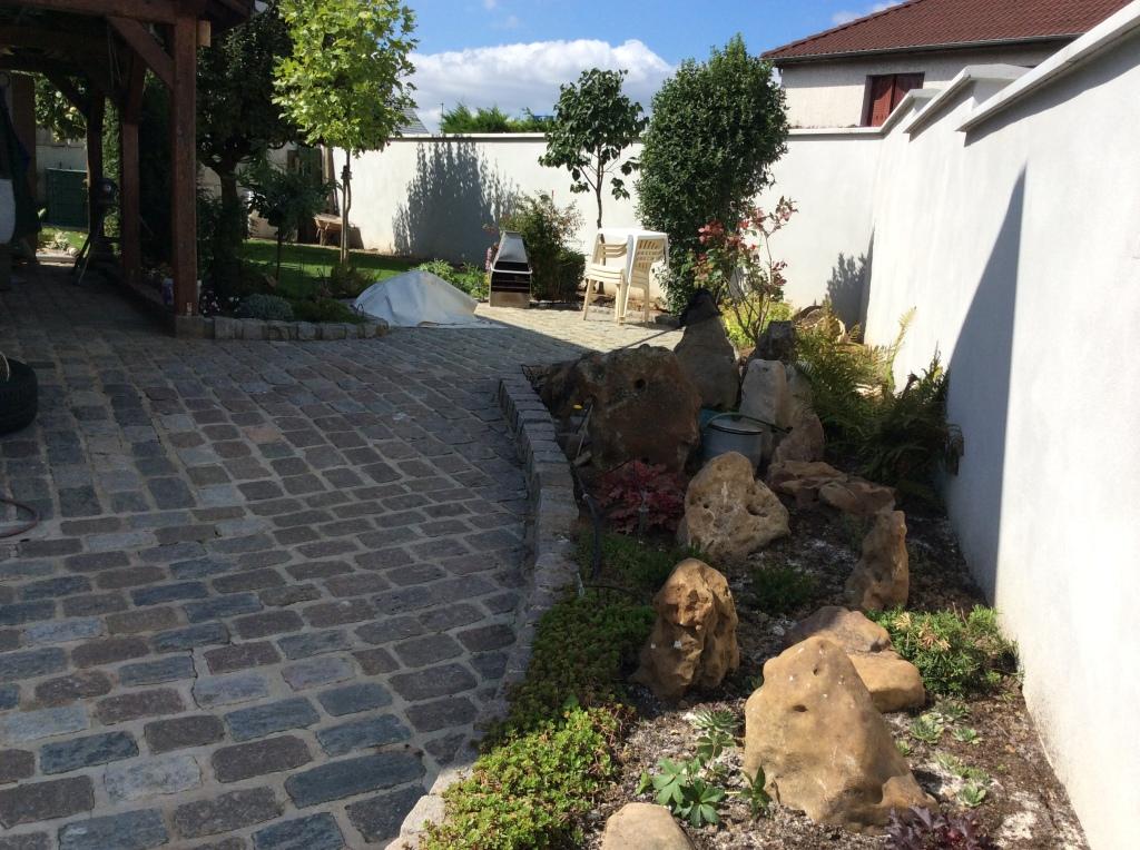 Construction r novation maison sens 89 cloture de maison for Jardin 89