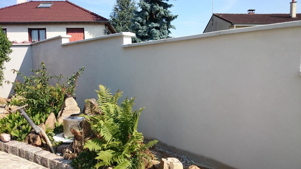 Construction r novation maison sens 89 cloture de maison for Extension maison yonne