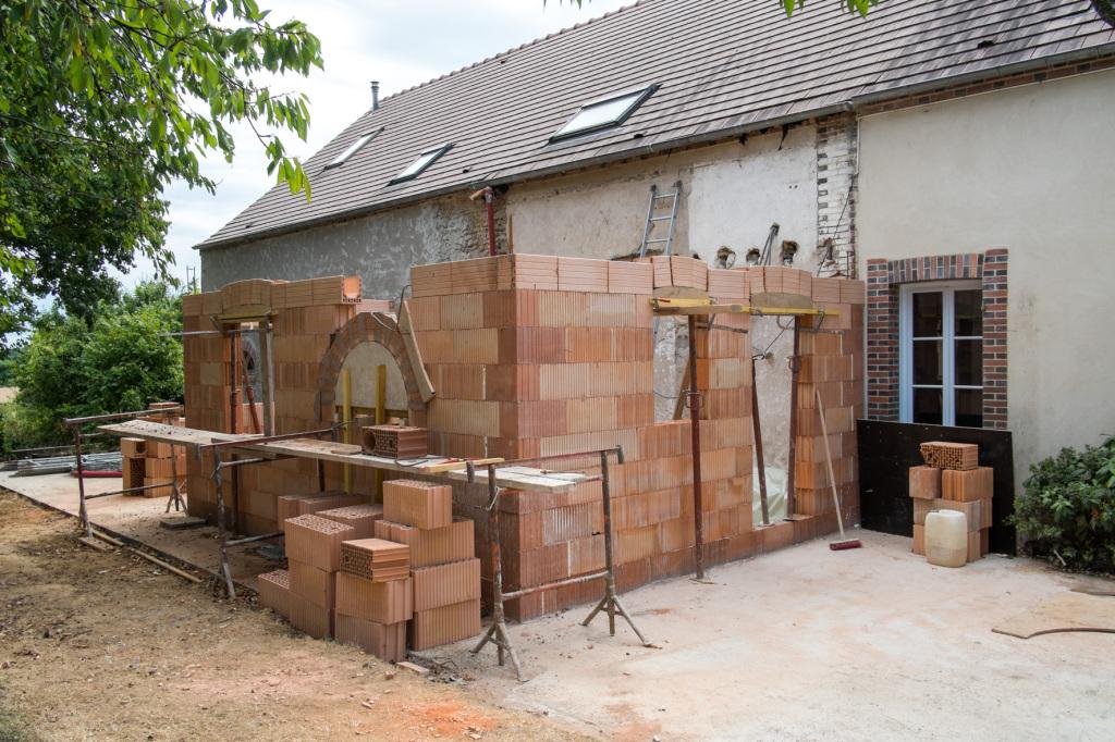 Construction r novation maison sens 89 extension maison for Construction maison 89