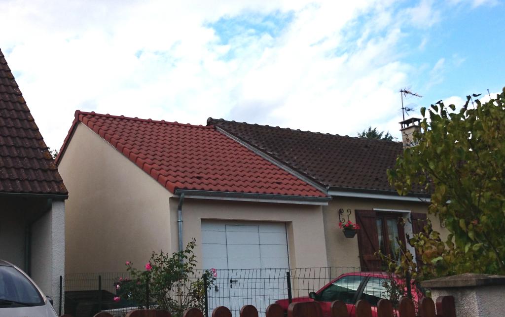 Construction r novation maison sens 89 extension garage for Construction maison 89